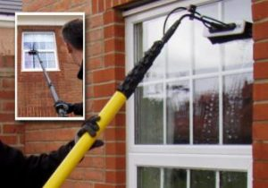 THLCO FERRYHILL DURHAM CLEANING SERVICES WINDOW CLEANING KIRK MERRINGTON
