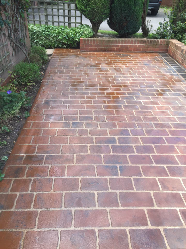 THLCO FERRYHILL DURHAM DRIVEWAY & PATIO CLEANING