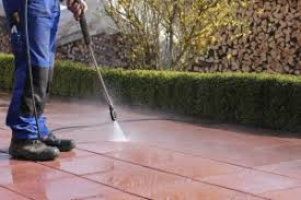 THLCO Driveway Patio Cleaning